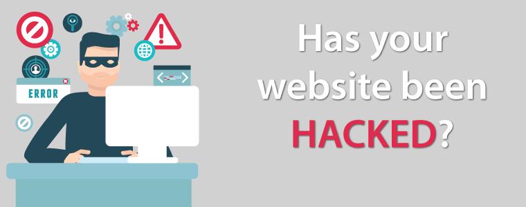 آیا وب سایت شما هک شده است؟